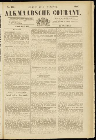 Alkmaarsche Courant 1888-10-24