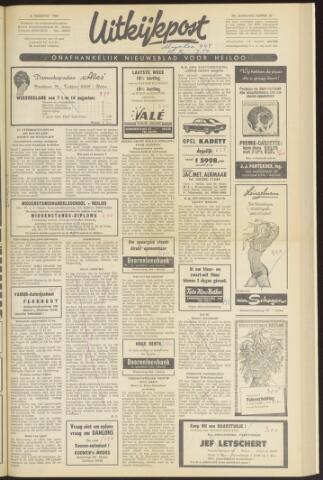Uitkijkpost : nieuwsblad voor Heiloo e.o. 1969-08-06