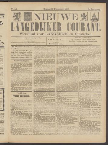 Nieuwe Langedijker Courant 1899-12-10
