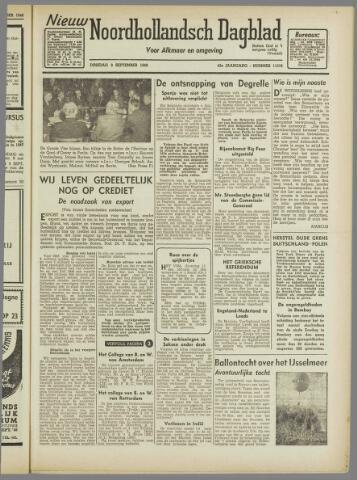 Nieuw Noordhollandsch Dagblad : voor Alkmaar en omgeving 1946-09-03