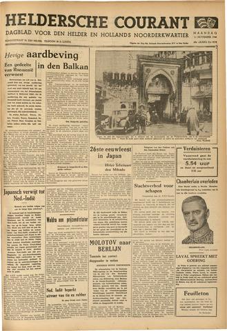 Heldersche Courant 1940-11-11