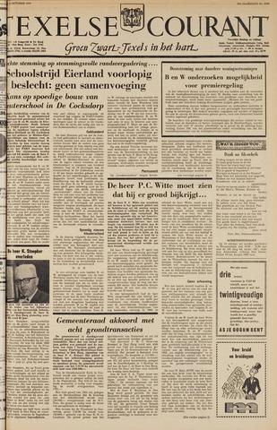 Texelsche Courant 1970-10-09