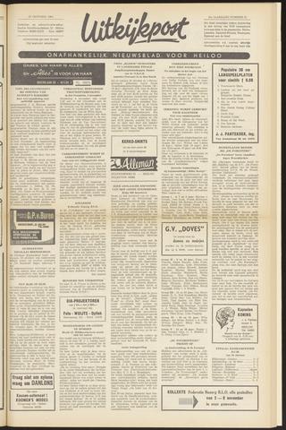 Uitkijkpost : nieuwsblad voor Heiloo e.o. 1964-10-29