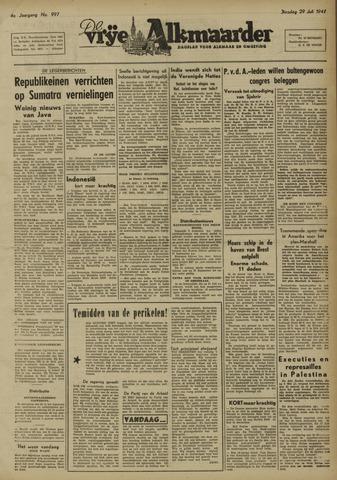 De Vrije Alkmaarder 1947-07-29