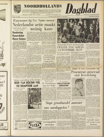 Noordhollands Dagblad : dagblad voor Alkmaar en omgeving 1962-05-23