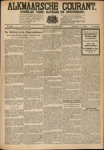 Alkmaarsche Courant 1930-05-03