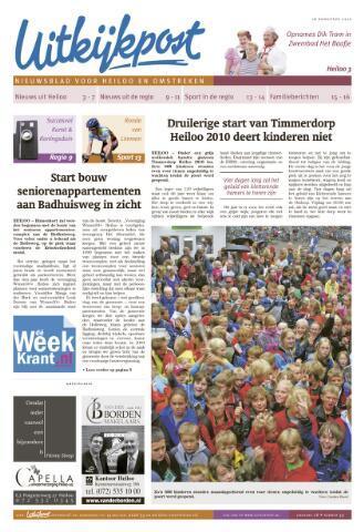 Uitkijkpost : nieuwsblad voor Heiloo e.o. 2010-08-18
