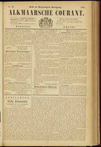 Alkmaarsche Courant 1896-03-11