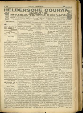 Heldersche Courant 1925-09-15