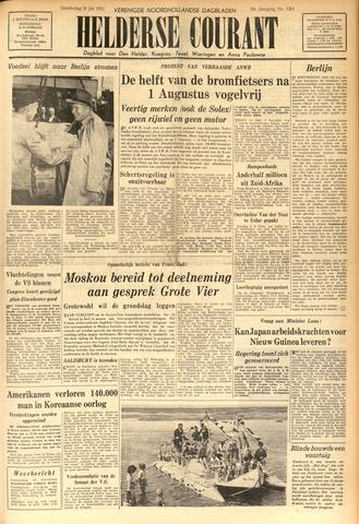 Heldersche Courant 1953-07-30