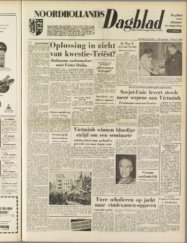 Noordhollands Dagblad : dagblad voor Alkmaar en omgeving 1954-06-05