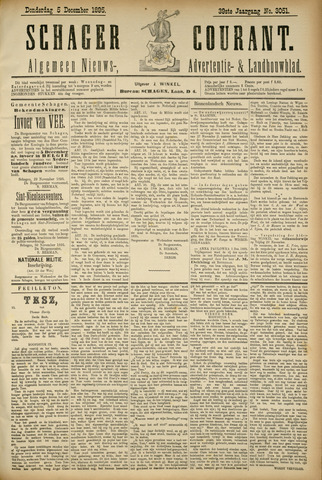 Schager Courant 1895-12-05