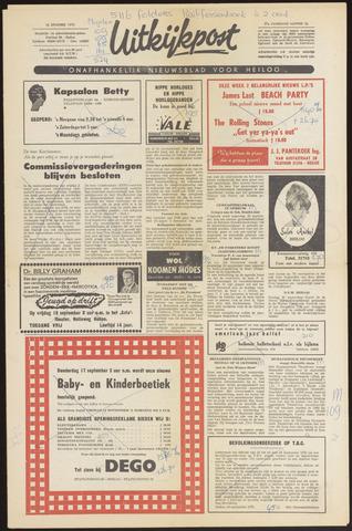 Uitkijkpost : nieuwsblad voor Heiloo e.o. 1970-09-16