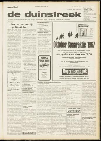 De Duinstreek 1967-10-19