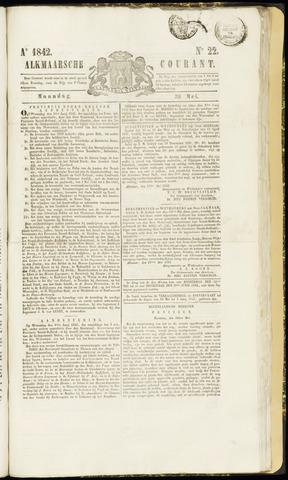 Alkmaarsche Courant 1842-05-30