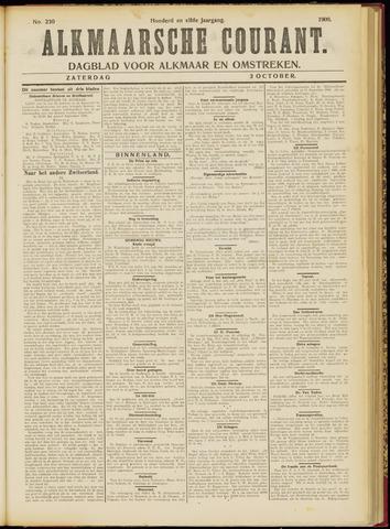 Alkmaarsche Courant 1909-10-02