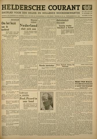 Heldersche Courant 1936-11-24