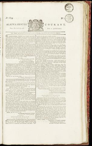 Alkmaarsche Courant 1834-01-06