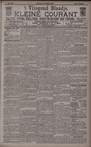 Vliegend blaadje : nieuws- en advertentiebode voor Den Helder 1894-08-25
