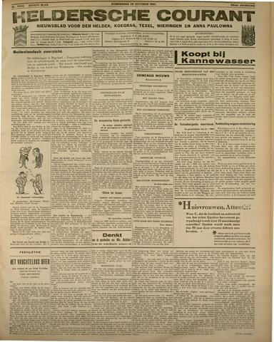 Heldersche Courant 1931-10-29