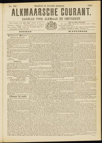 Alkmaarsche Courant 1905-11-28