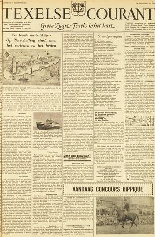 Texelsche Courant 1960-08-27