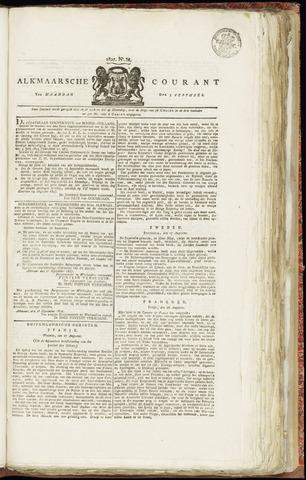 Alkmaarsche Courant 1827-09-03