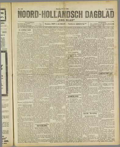 Ons Blad : katholiek nieuwsblad voor N-H 1922-06-26