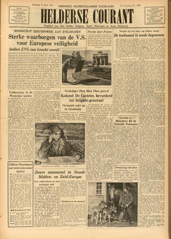 Heldersche Courant 1954-04-17