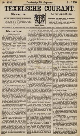 Texelsche Courant 1900-08-23
