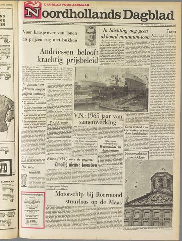 Noordhollands Dagblad : dagblad voor Alkmaar en omgeving 1963-11-22