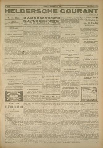 Heldersche Courant 1930-02-04