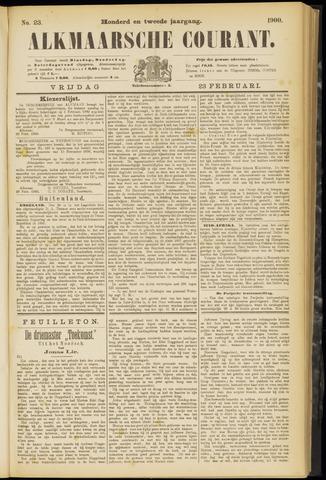 Alkmaarsche Courant 1900-02-23