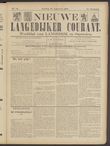 Nieuwe Langedijker Courant 1893-08-20