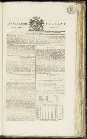 Alkmaarsche Courant 1827-04-30