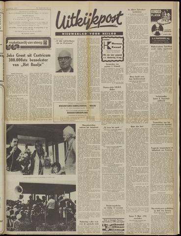 Uitkijkpost : nieuwsblad voor Heiloo e.o. 1975-08-13