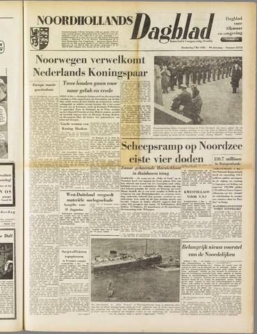 Noordhollands Dagblad : dagblad voor Alkmaar en omgeving 1953-05-07