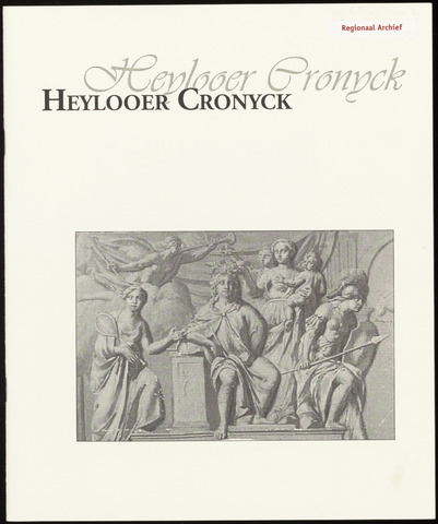 Heylooer Cronyck 2012-12-01