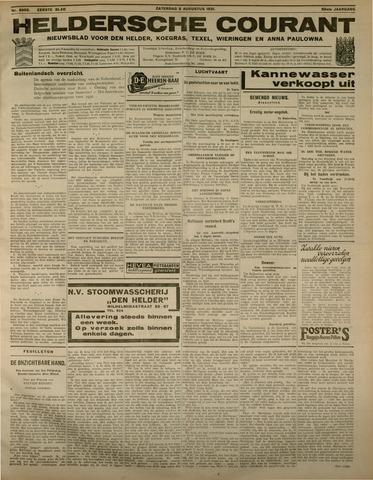 Heldersche Courant 1931-08-08