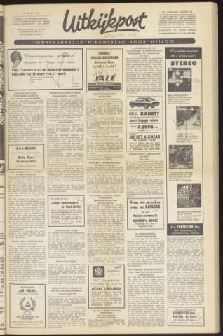 Uitkijkpost : nieuwsblad voor Heiloo e.o. 1969-03-19