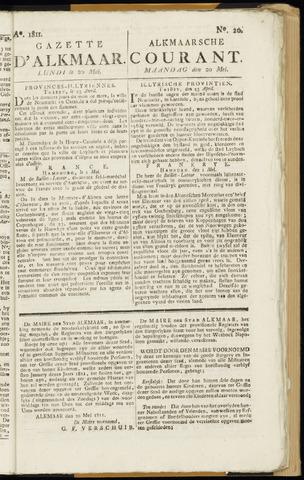 Alkmaarsche Courant 1811-05-20