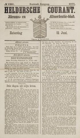 Heldersche Courant 1873-06-21