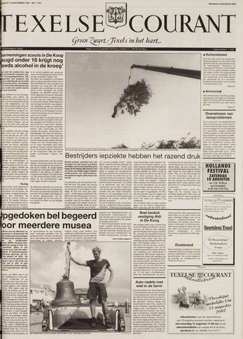 Texelsche Courant 2002-08-09