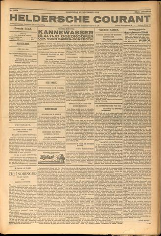 Heldersche Courant 1928-11-22