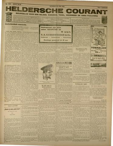 Heldersche Courant 1933-06-24