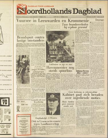 Noordhollands Dagblad : dagblad voor Alkmaar en omgeving 1963-03-22