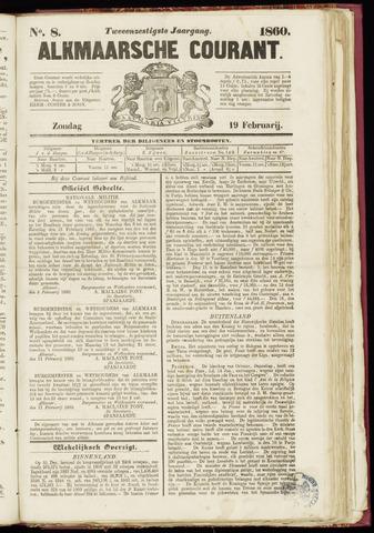 Alkmaarsche Courant 1860-02-19