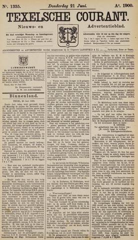 Texelsche Courant 1900-06-21