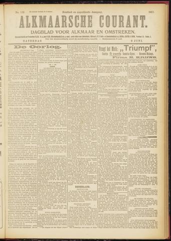 Alkmaarsche Courant 1917-06-09