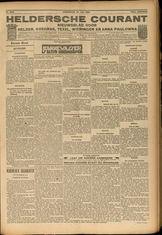 Heldersche Courant 1926-07-29
